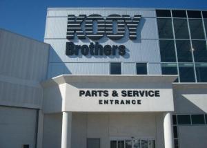 Kooy Brothers Exterior
