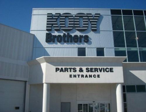 Kooy Brothers Exterior