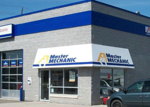 Master Mechanic Sign