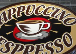 Cappuccino Espresso Interior